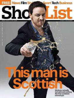 ShortList - 30 September 2013