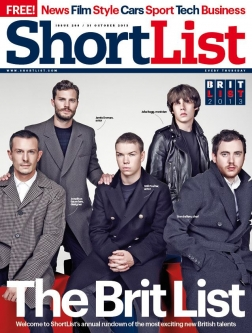 ShortList - 31 October 2013