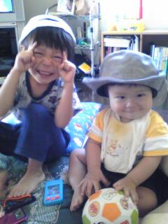 小洒落た兄弟