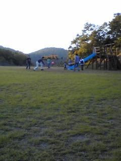 大人のボール遊び