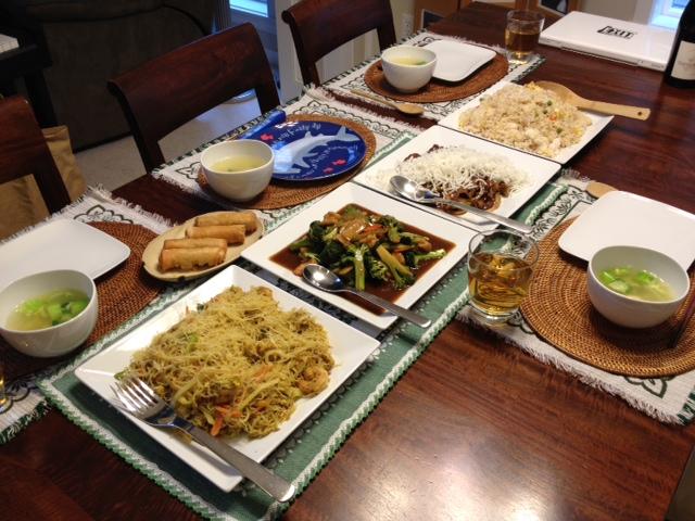 2012-05-01 Dinner