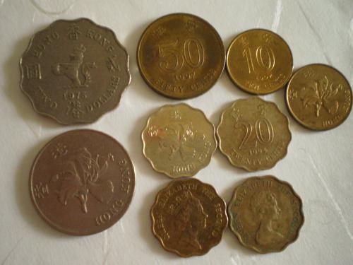 香港コイン