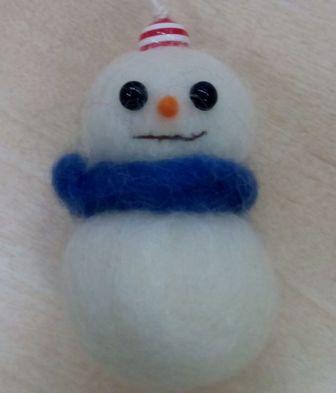 らら雪だるま講座3