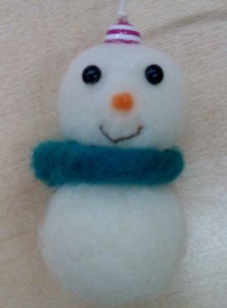 らら雪だるま講座4