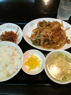 0811定食