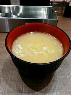 0925味噌汁