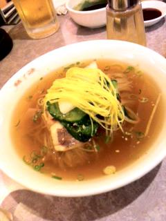 0926冷麺