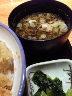0927味噌汁
