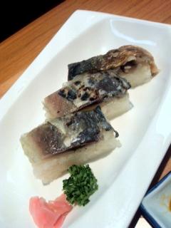 1025押し寿司
