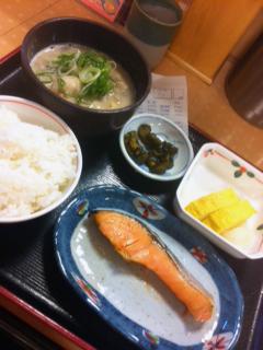 1105定食