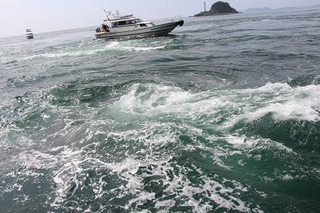 淡路島渦潮