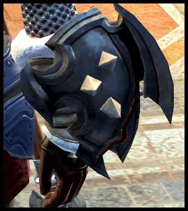 戦士AFの腕装備