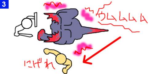 転ばし手順3
