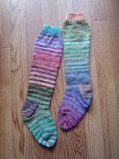knee socks2