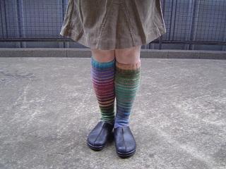 knee socks1