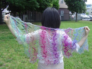 hairpin shawl1