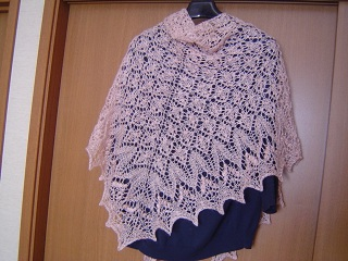 Fragaria shawl1