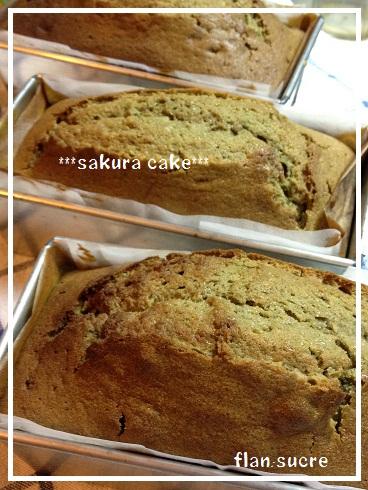 2012 5 sakura cake