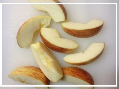 2012 9 レシピブログモニター フルーツのブランデー2