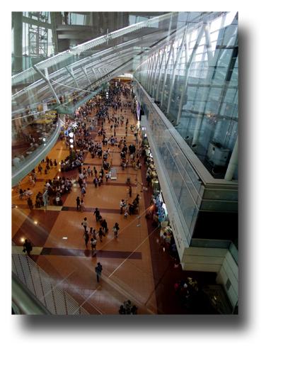 羽田空港130905