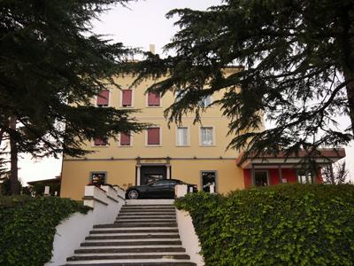 イタリア DOMUS PARK HOTEL 140902