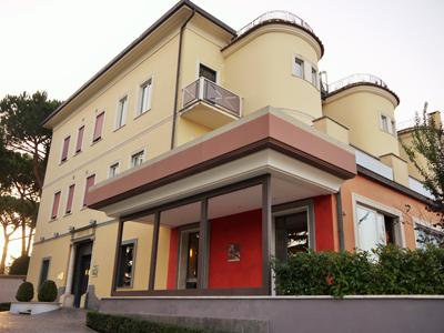 イタリアDOMUSPARKHOTEL140912