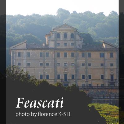 イタリア フラスカーティ140902