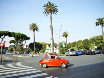 イタリア フラスカーティ140907