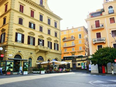 イタリア フラスカーティ140908