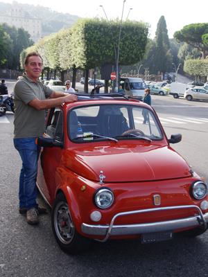 イタリア フラスカーティ140905a