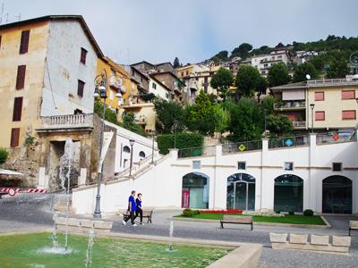 イタリア パレストリーナ140908