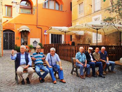 イタリア パレストリーナ140909