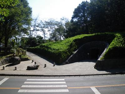 岩宿ドーム