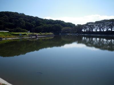 鹿ノ川沼2