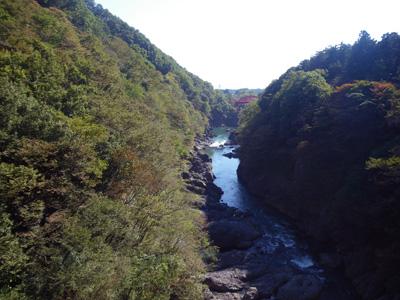 高津戸渓谷