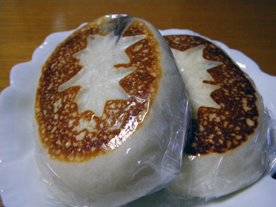 大島さんちの椛饅頭