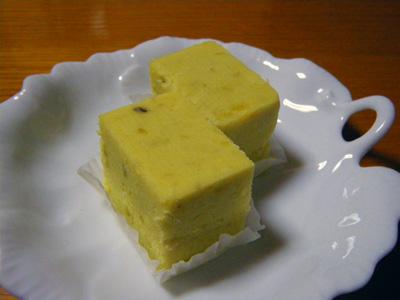 大島さんちの芋羊羹