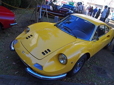 フェラーリ246GTディーノ