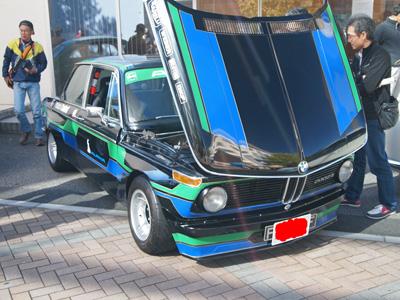 BMWアルピナ2002ti