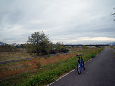 渡良瀬川サイクリングロード