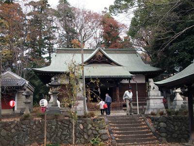 美和神社拝殿