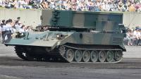 92式地雷処理車はIHI エアロスペース社製