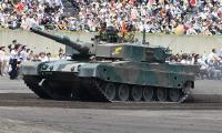 北海道専用という構想なので重量級戦車。