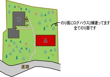 南小国満願寺配置図