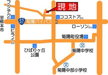 原水オープンハウス地図