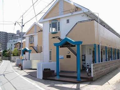 熊本市中央区本荘町賃貸アパート フリーレント 敷金0円