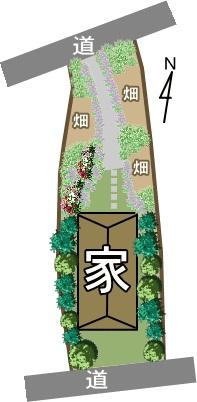 南阿蘇村河陽配置図
