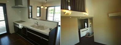 合志市栄 レンガの家 新築モデルハウス