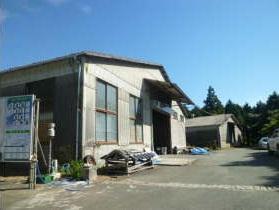 南阿蘇村立野倉庫