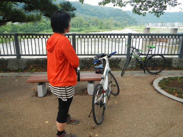 奥多摩サイクリング